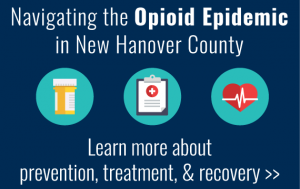Navigating the Opioid Epidemic in New Hanover County